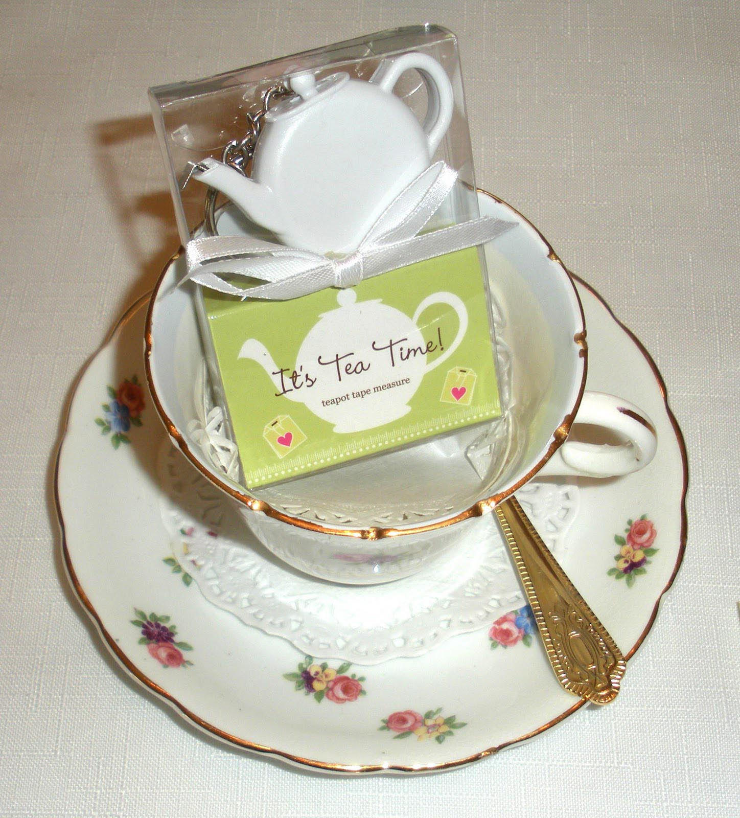 Afternoon Tea Party Favors