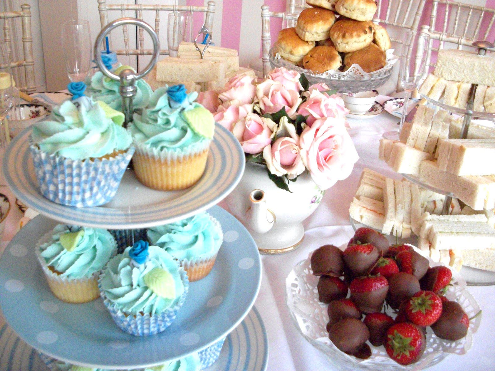Afternoon Tea Party Games Home Party Ideas