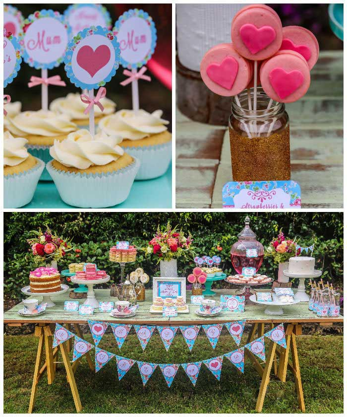 Afternoon Tea Party Themes Home Party Ideas