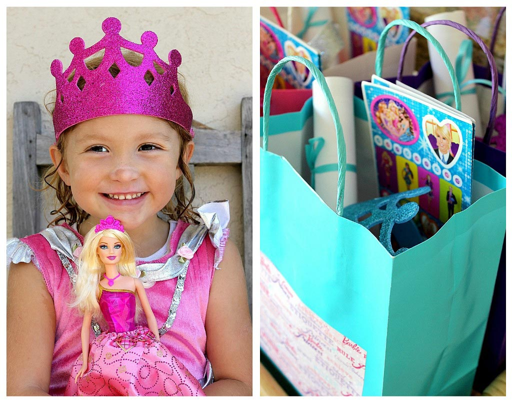 Barbie Princess Party Games