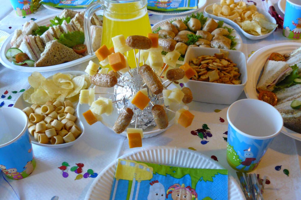 best kids party food home party ideas