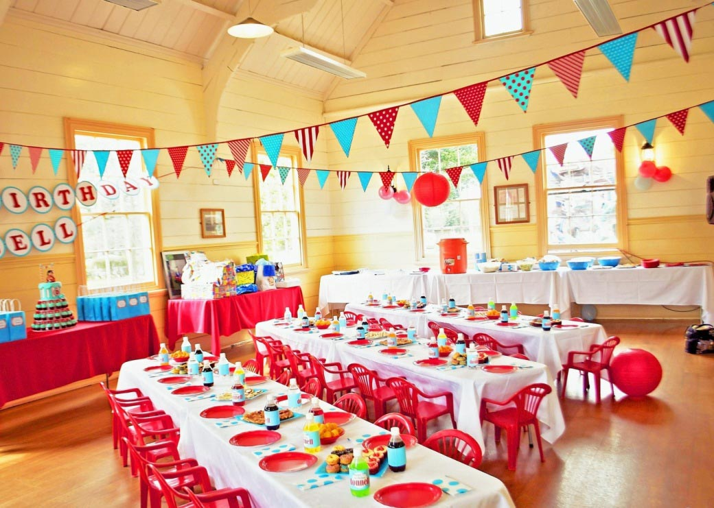 Birthday Party Decorations for Kids