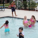 Birthday Party Pool Rental