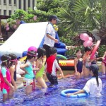 Birthday Pool Party Games