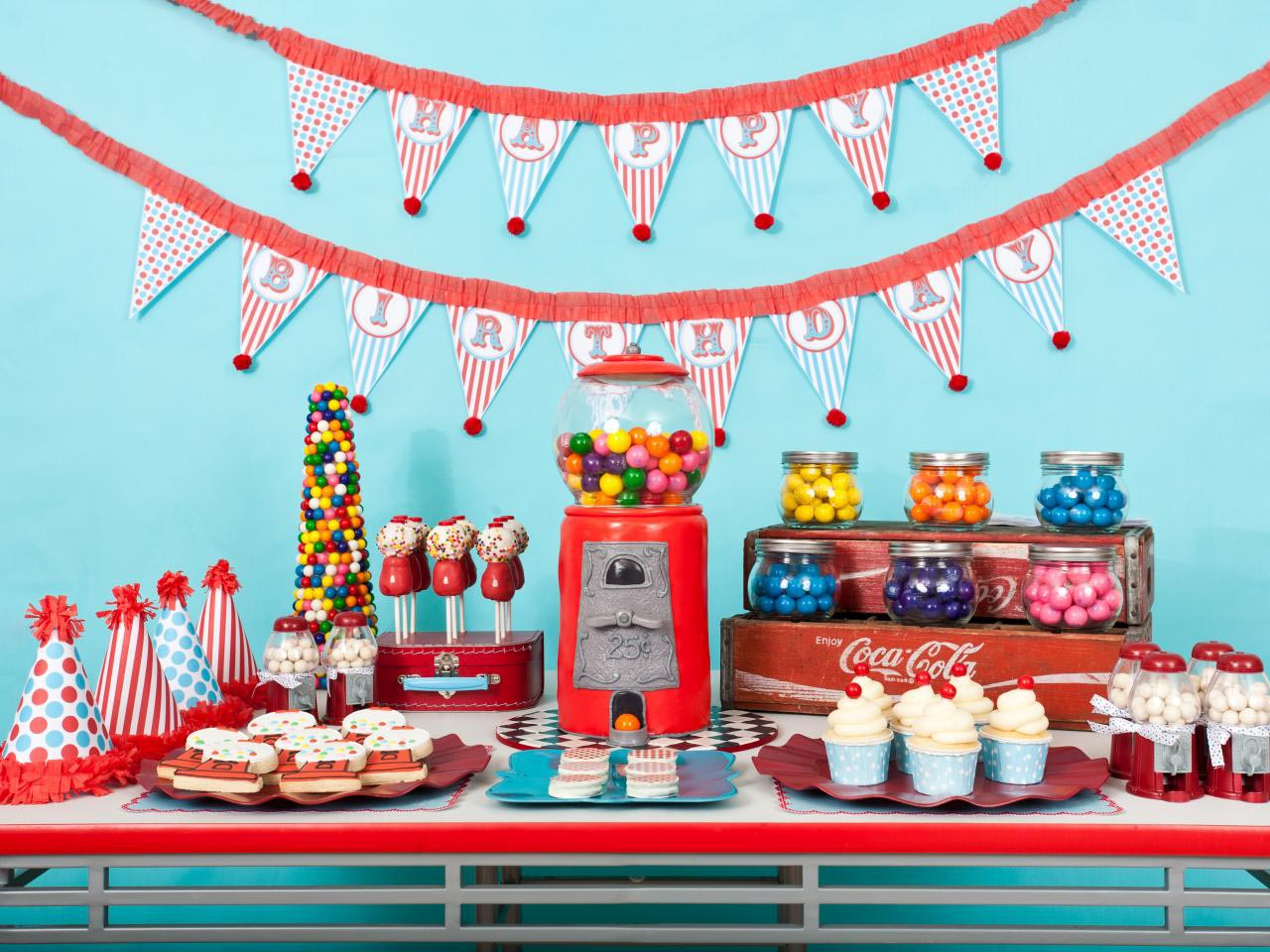Cheap Kids Party Decorations