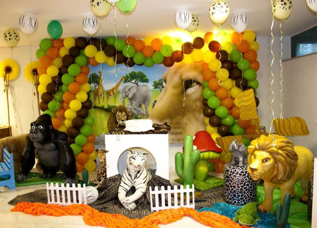 Decorations for kids party home party ideas for Home party decorations
