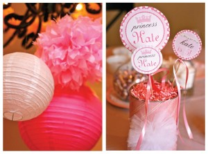 DIY Princess Party Favors