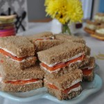 English Tea Party Sandwiches
