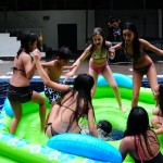 Girl Pool Party Games