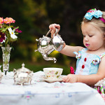 Girl Tea Party Birthday