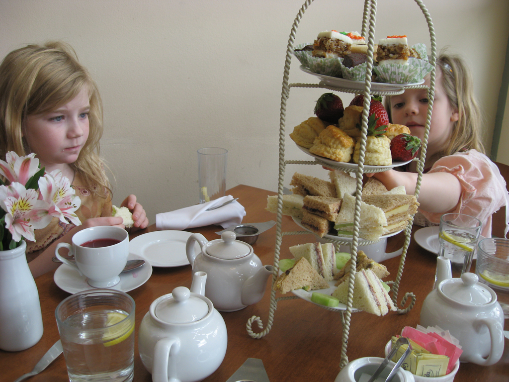 Girls Afternoon Tea Party