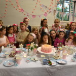 Girls High Tea Party