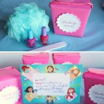 Girls Spa Party Games
