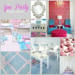 Girls Spa Party Ideas