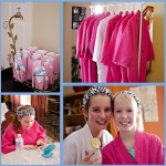 Girls Spa Party Robes
