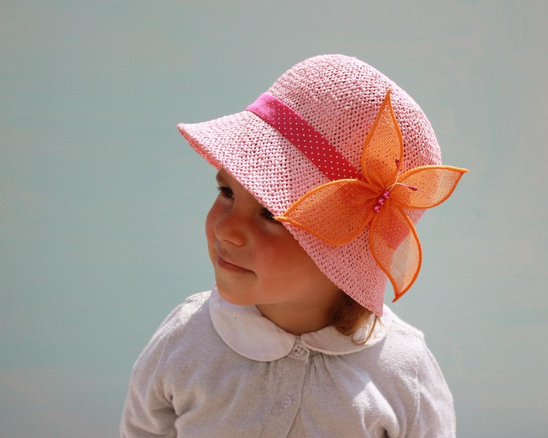 Girls Tea Party Hats