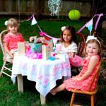 Girls Tea Party Ideas