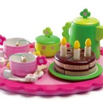 Girls Tea Party Set