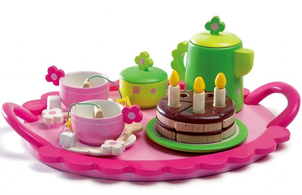 Girls Tea Party Set