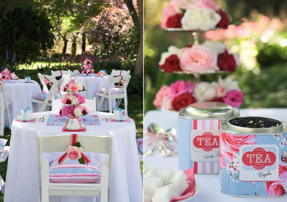 Girls Tea Party Supplies Home Party Ideas