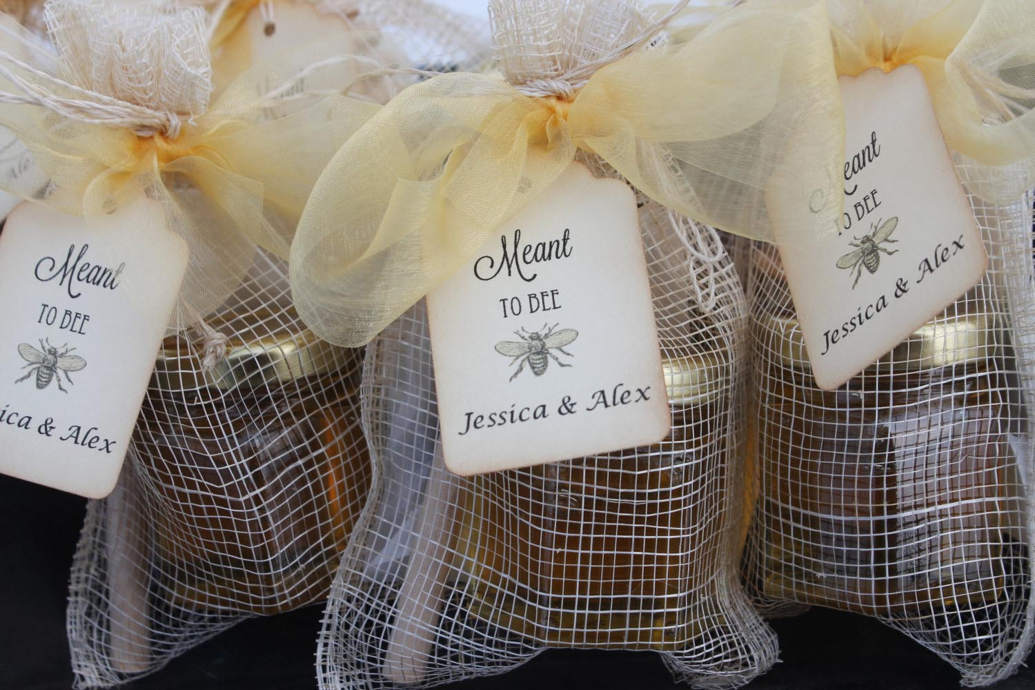 High Tea Party Favors