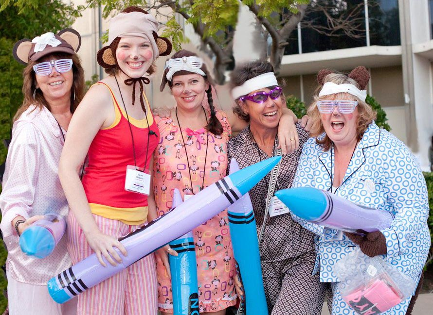 Ideas for Adult Pajama Party
