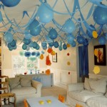 Kids Birthday Party Decorations at Home