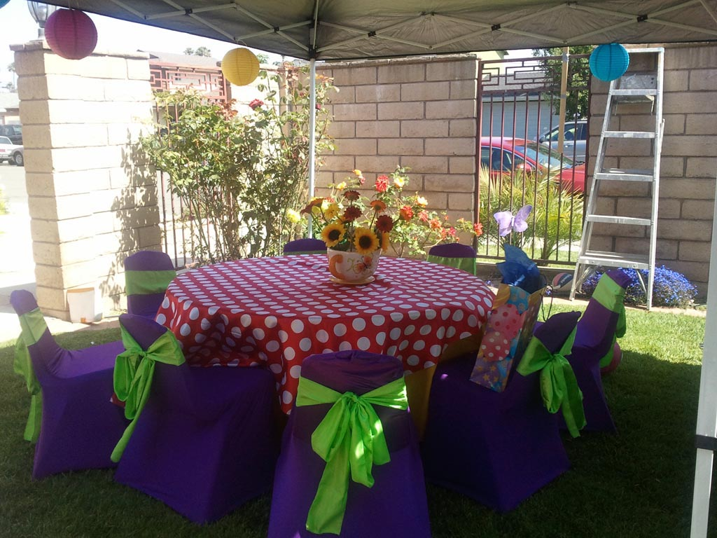 Kids Birthday Party Decorations Ideas