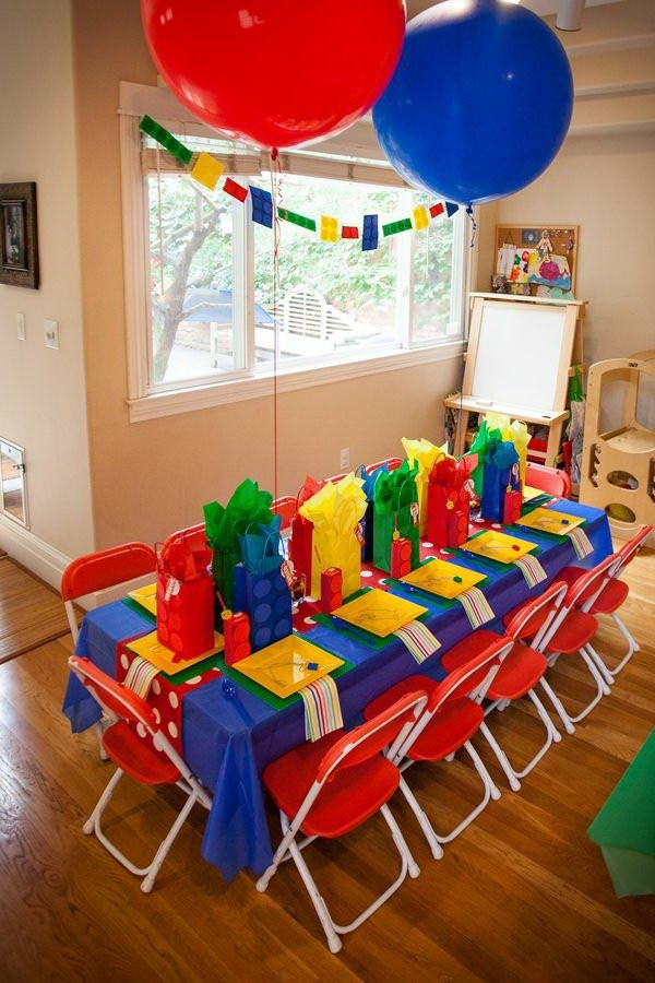 Kids Birthday Party Decorations