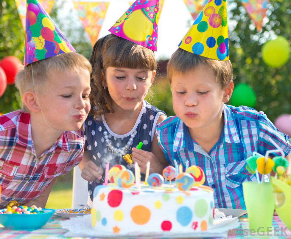 Kids Birthday Party Event Planner