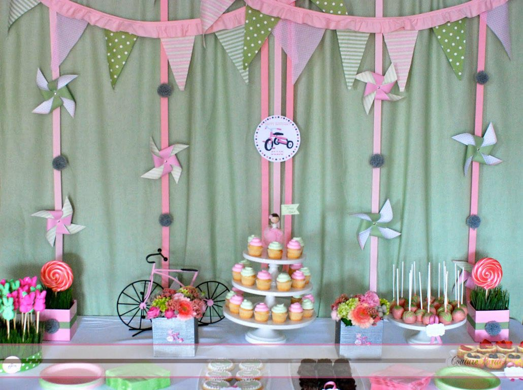 Kids Birthday Party Themes for Girls