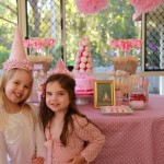 Kids Birthday Tea Party