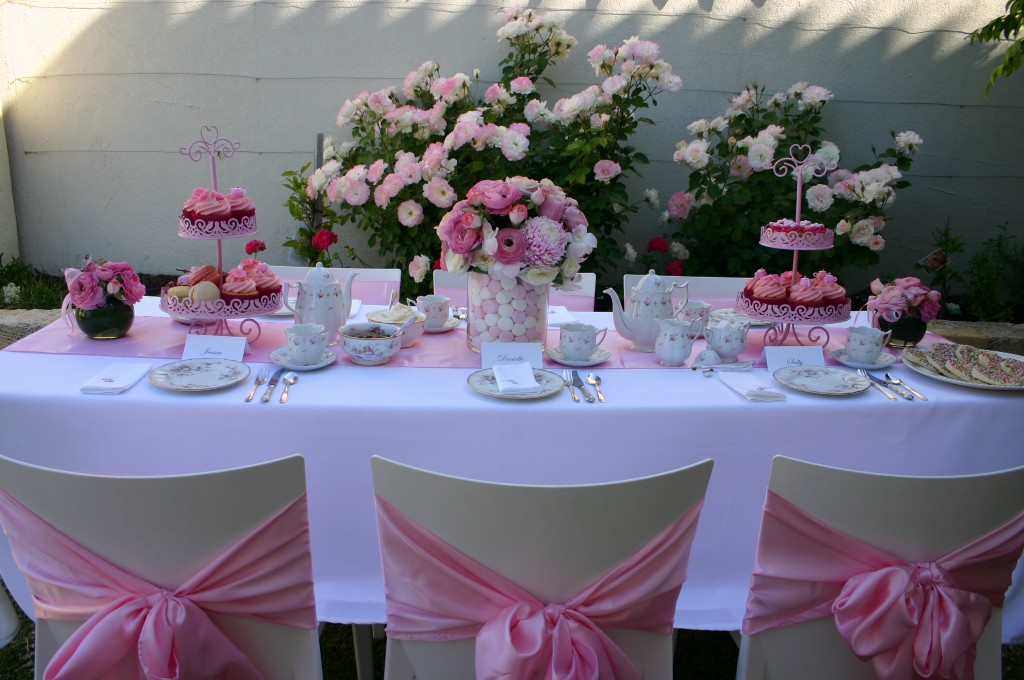Kids High Tea Party