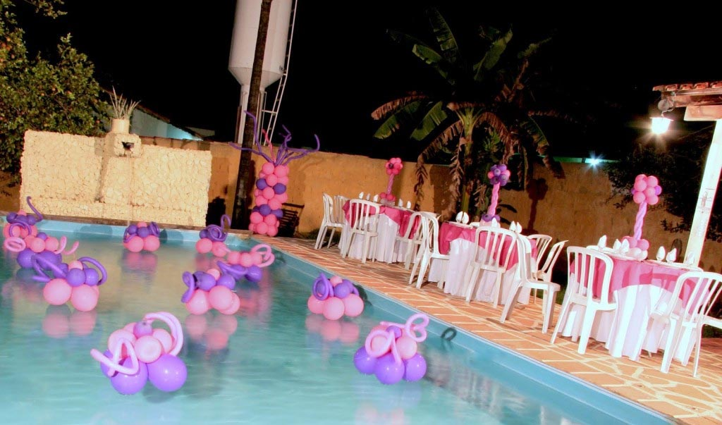 Kids Pool Party Favors