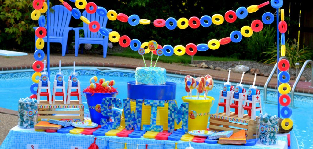 Kids Pool Party Ideas Home Party Ideas
