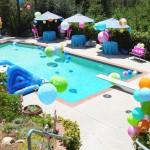 Kids Pool Party Theme