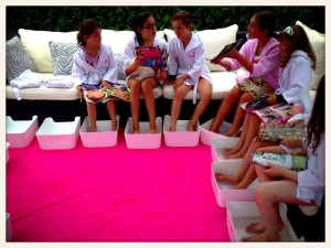 Kids Spa Party at Home