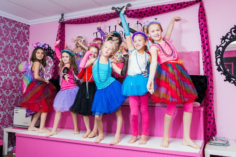 Kids Spa Party Places