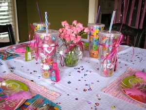 Kids Spa Party Supplies