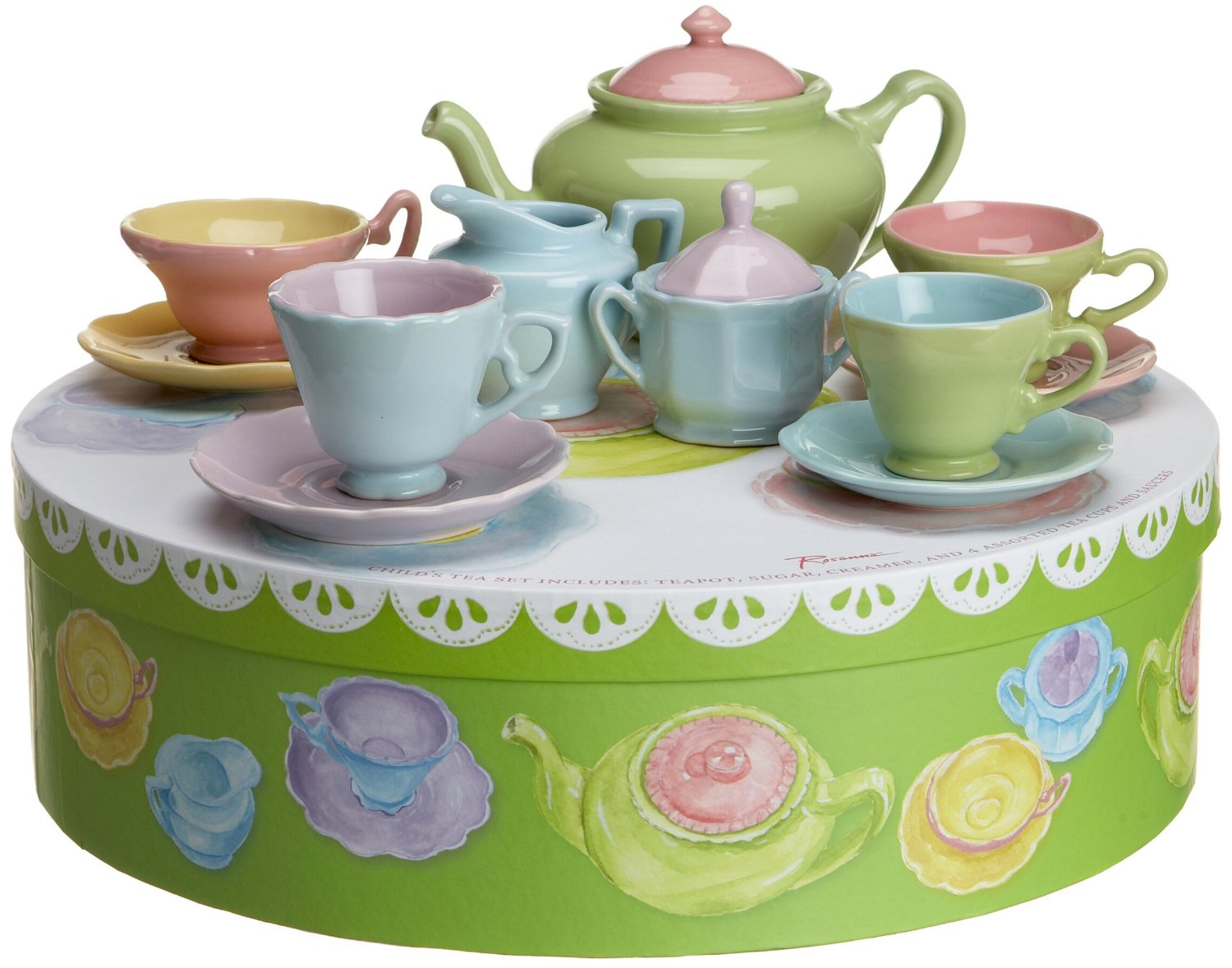 Kids Tea Party Cups