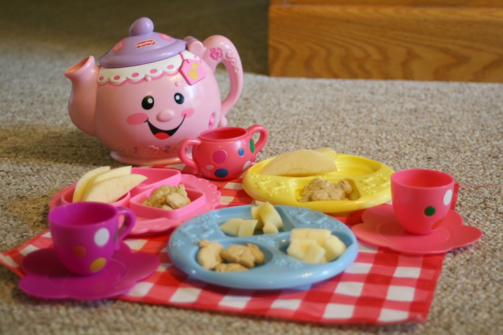 Kids Tea Party Set