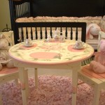 ... Kids Tea Party Table ...