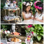Ladies Tea Party Themes