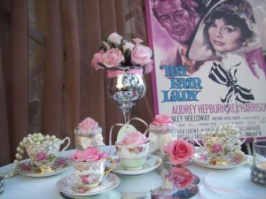 My Vintage Tea Party