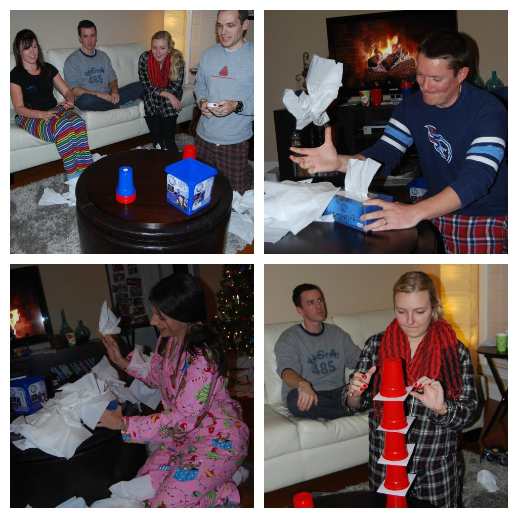 Pajama party games adults home party ideas for Fun parties for adults