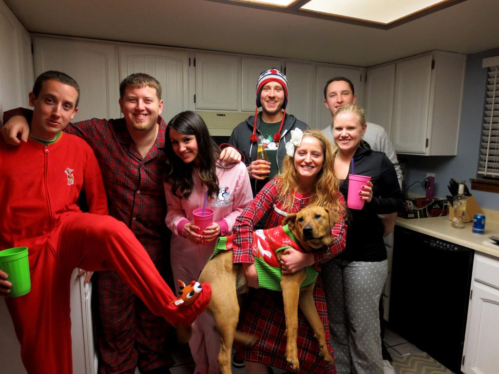 Pajama Party Games for Adults