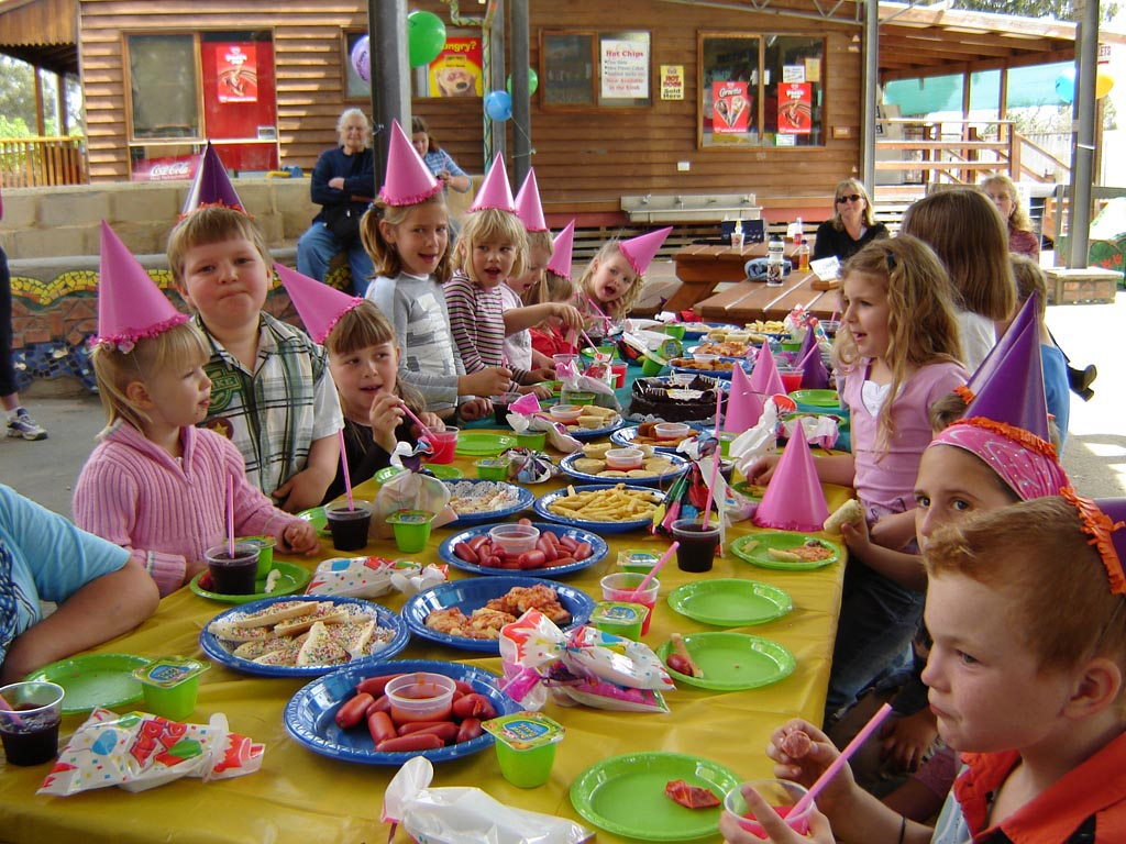Party Planner for Kids Birthday