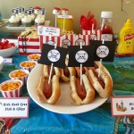 Pirate Birthday Party Food