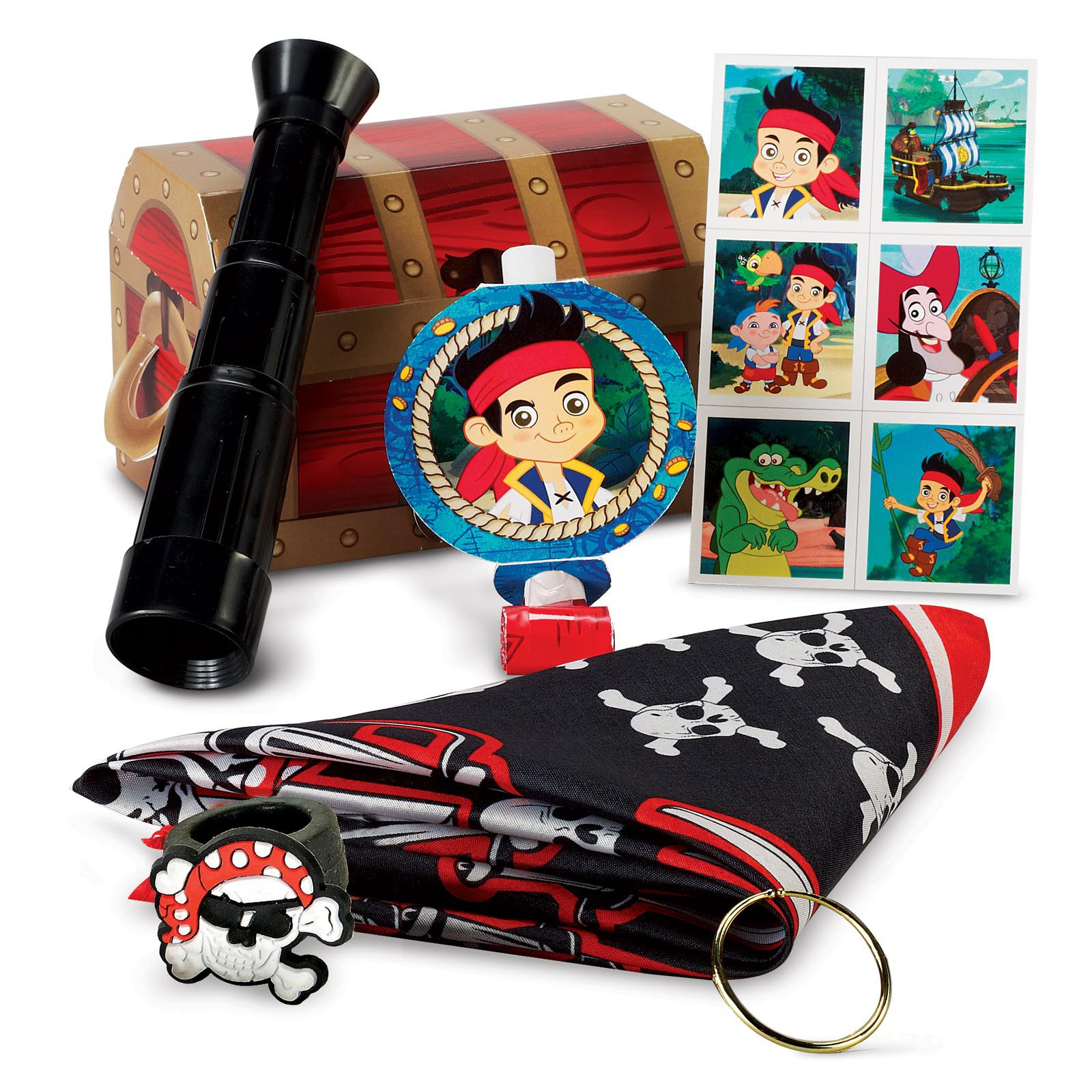 Pirate Party Favors Ideas