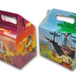Pirate Party Food Boxes